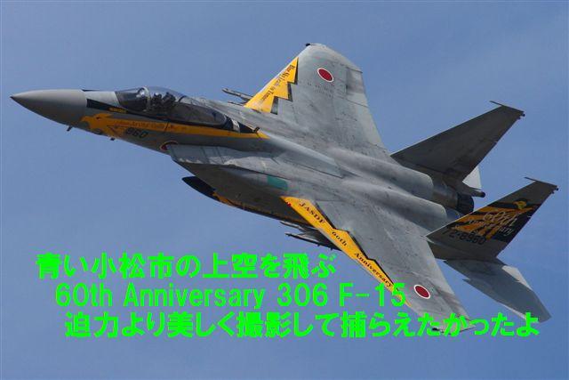 60th Anniversary 306 F-15