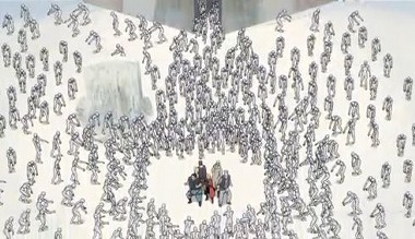 不死の軍団 バイオハザード2