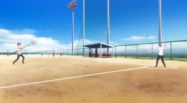 打球を打球で