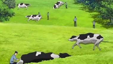 牛の大量死