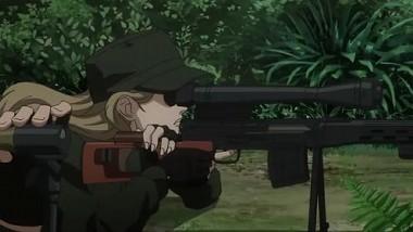 暗殺者 ドラグノフ