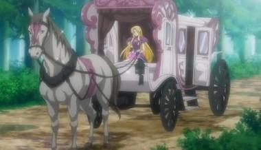 フェリス 拾った馬車
