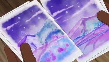 紫陽花色の手紙