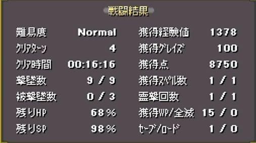幻想対戦紅二話クリア