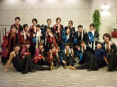 ニセコ演舞2