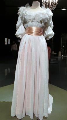 シュミーズドレス(復元)