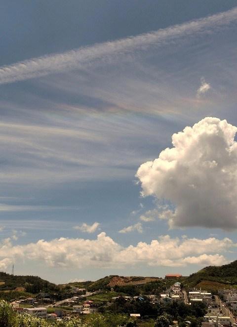 空...8月4日撮影