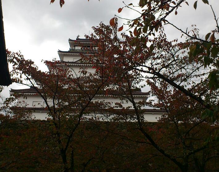 鶴ヶ城2014秋 (1)