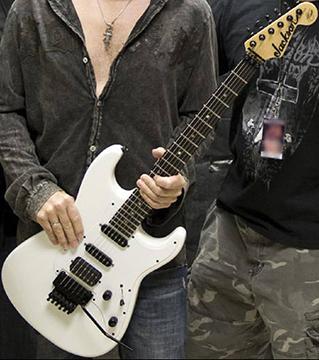 stolen guitar