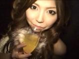 クラブで飲んでいたほろ酔いギャルをナンパして3Pハメ撮り