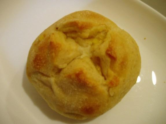 紅茶パンオレンジクリームチーズ