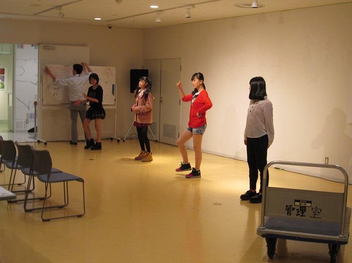 「「アズと人気絵師」展」最終日3