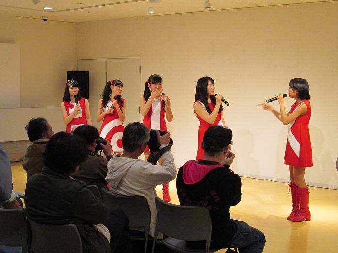「「アズと人気絵師」展」最終日7