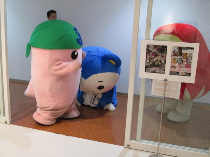 「「アズと人気絵師」展」最終日14