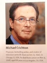 マイケル・クライトン医師