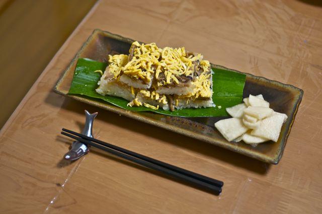 ハモ寿司2