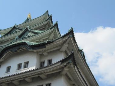 名古屋城屋根