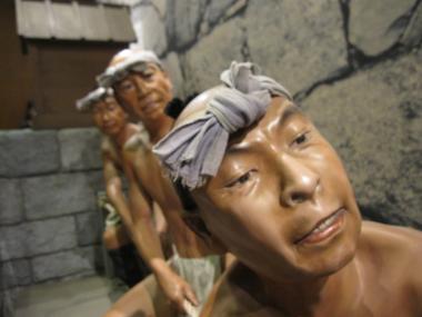 名古屋城の男たち②