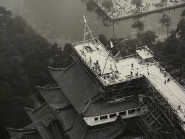 名古屋城の復興②