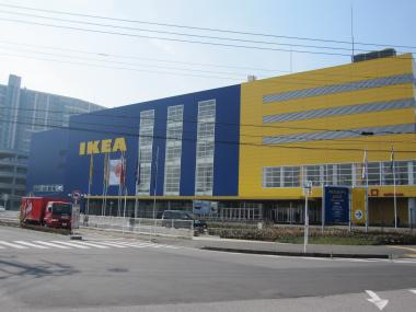 IKEA正面
