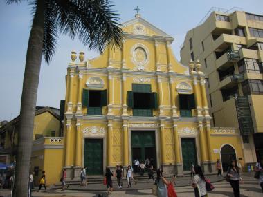 聖ドミニコ教会!