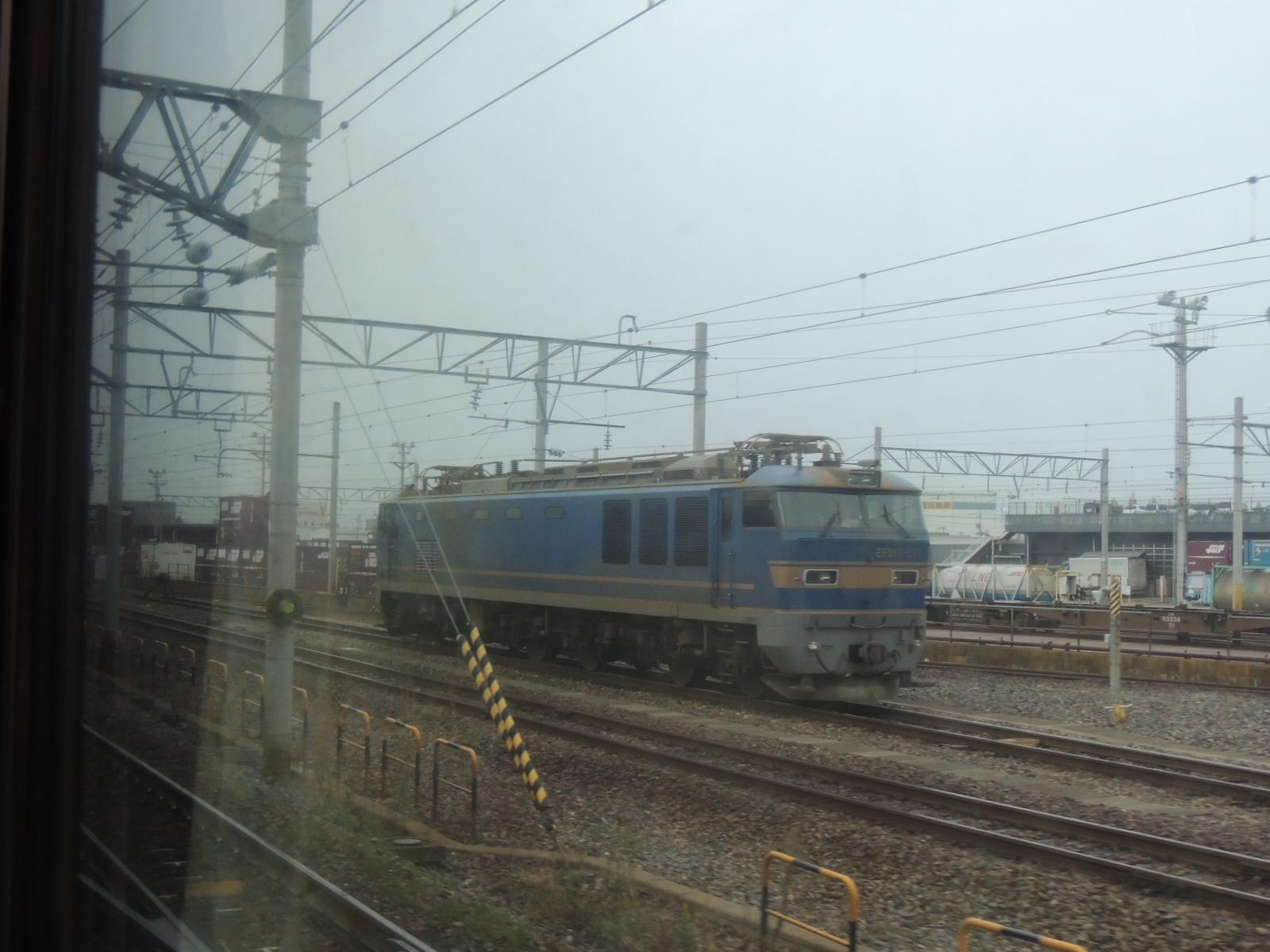 EF510富山転属