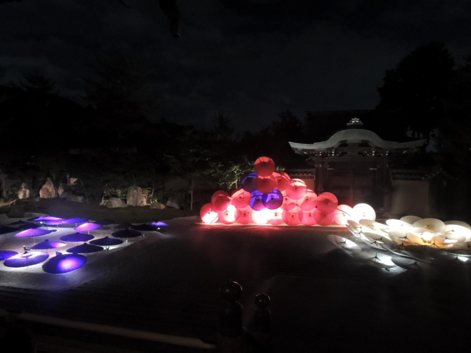 高台寺ライトアップ (3)