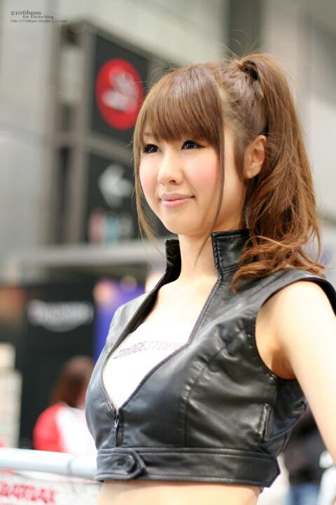 大空美生 / BREDGESTONE -TOKYO MOTOR CYCLE SHOW 2012-