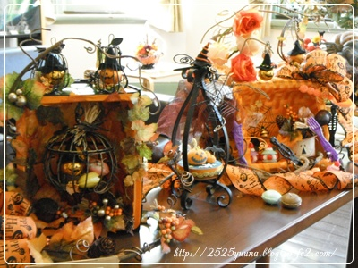 F20111029山手西洋館ハロウィン04