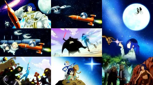 はなまる幼稚園 第9話 「はなまるな夢」 柊の将来の夢