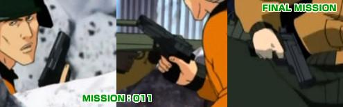 ナジカ電撃作戦 SIG SAUER P220