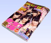 月刊ヤングマガジン2010年10月号