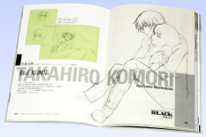 DARKER THAN BLACK-流星の双子‐ OFFICIAL FANBOOK 三鷹文書分析報告
