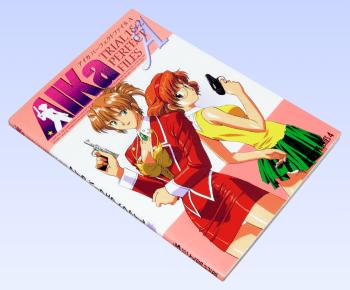 クリエイティブシリーズ4 AIKa TRIAL 1&2 PERFECT FILES A