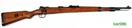 モーゼル Karabiner98k