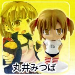 週刊少年チャンピオン40周年記念企画 燃えて萌えつきろ!コレクションフィギュア 外箱