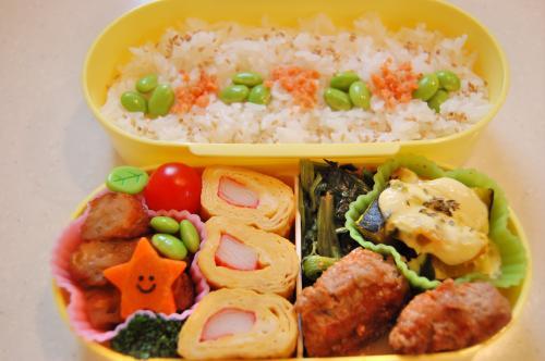 2010年5月25日のお弁当。