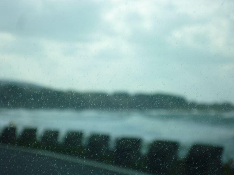秋田で波の花
