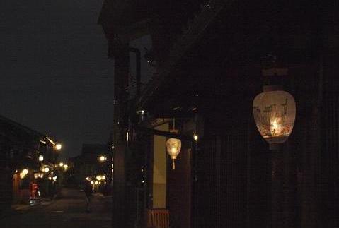 川原町提灯 142