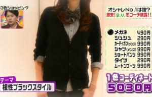 田丸麻紀が着るトップス