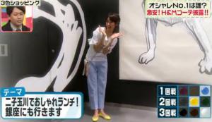 坂下千里子のテーマ「ニ子玉川でおしゃれランチ!銀座にも行きます」