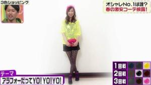 森口博子のテーマ「アラフォーだってYO!YO!YO!」