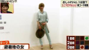 大島麻衣のテーマ「避暑地の女」