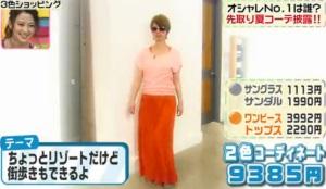 田中美保のテーマ「ちょっとリゾートだけで街歩きもできるよ」