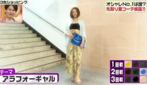 島崎和歌子のテーマ「アラフォーギャル」g