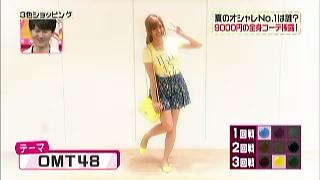 菊地亜美のテーマ「OMT48」