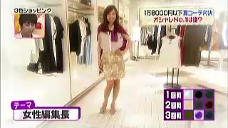 森口博子のテーマ「女性編集長」