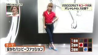 鈴木奈々のテーマ「安かわハッピーファッション」