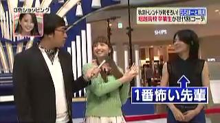 井森美幸が一番怖い?