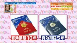 パスポート(5年、10年)
